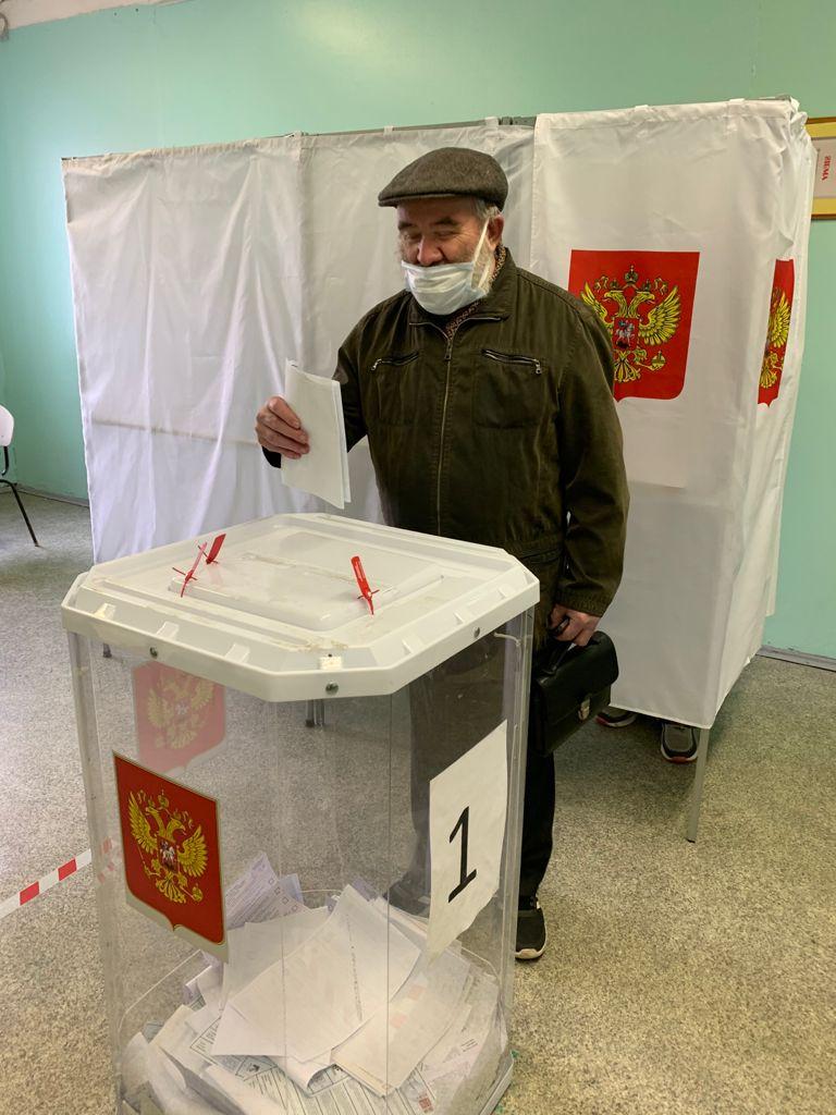 Профессор Вячеслав Воробьев: «Мы голосуем за будущее тверской земли и России»