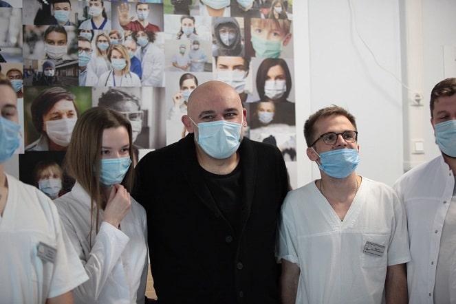 Денис Проценко поддержал инициативы лидера тверских волонтёров Юлии Сарановой о подготовке медицинских кадров