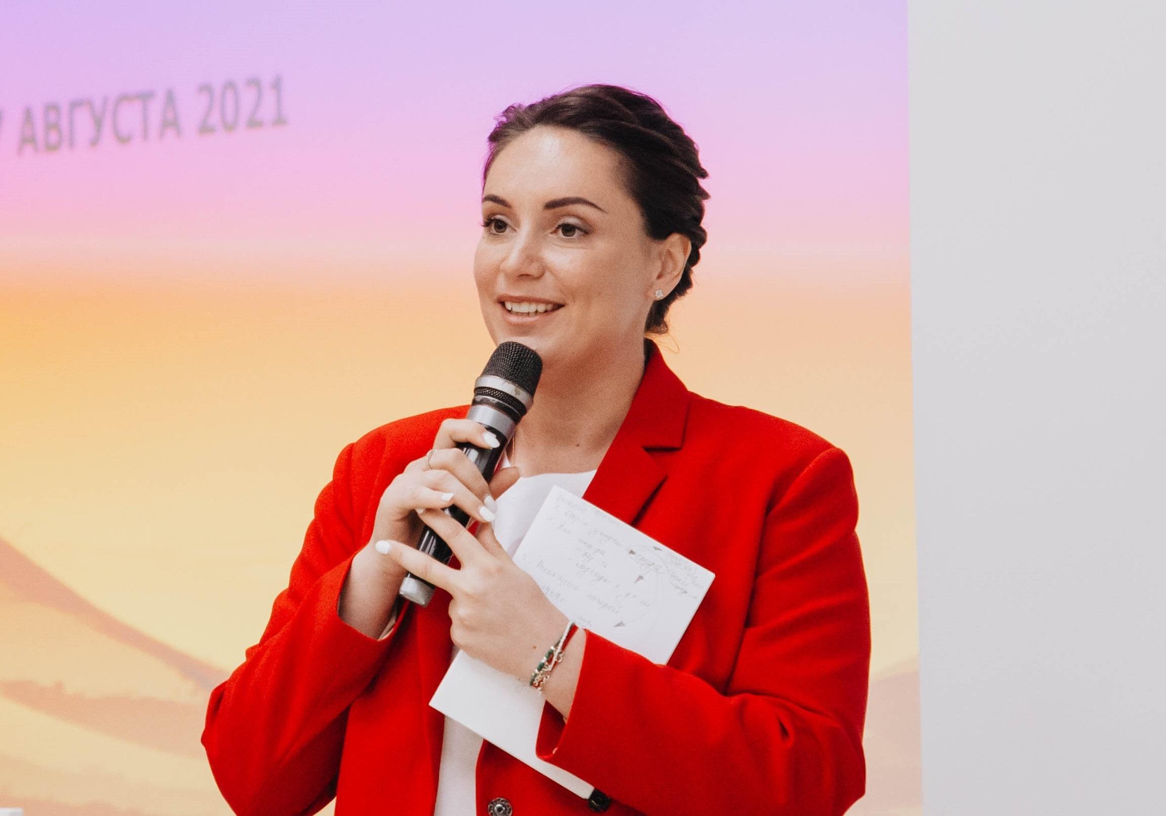 Юлия Саранова пригласила молодёжь принять участие в марафоне «Новое знание»