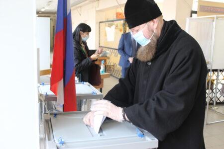 Епископ Бежецкий и Весьегонский Филарет назвал выборы ответственной формой участия в судьбе нашего Отечества