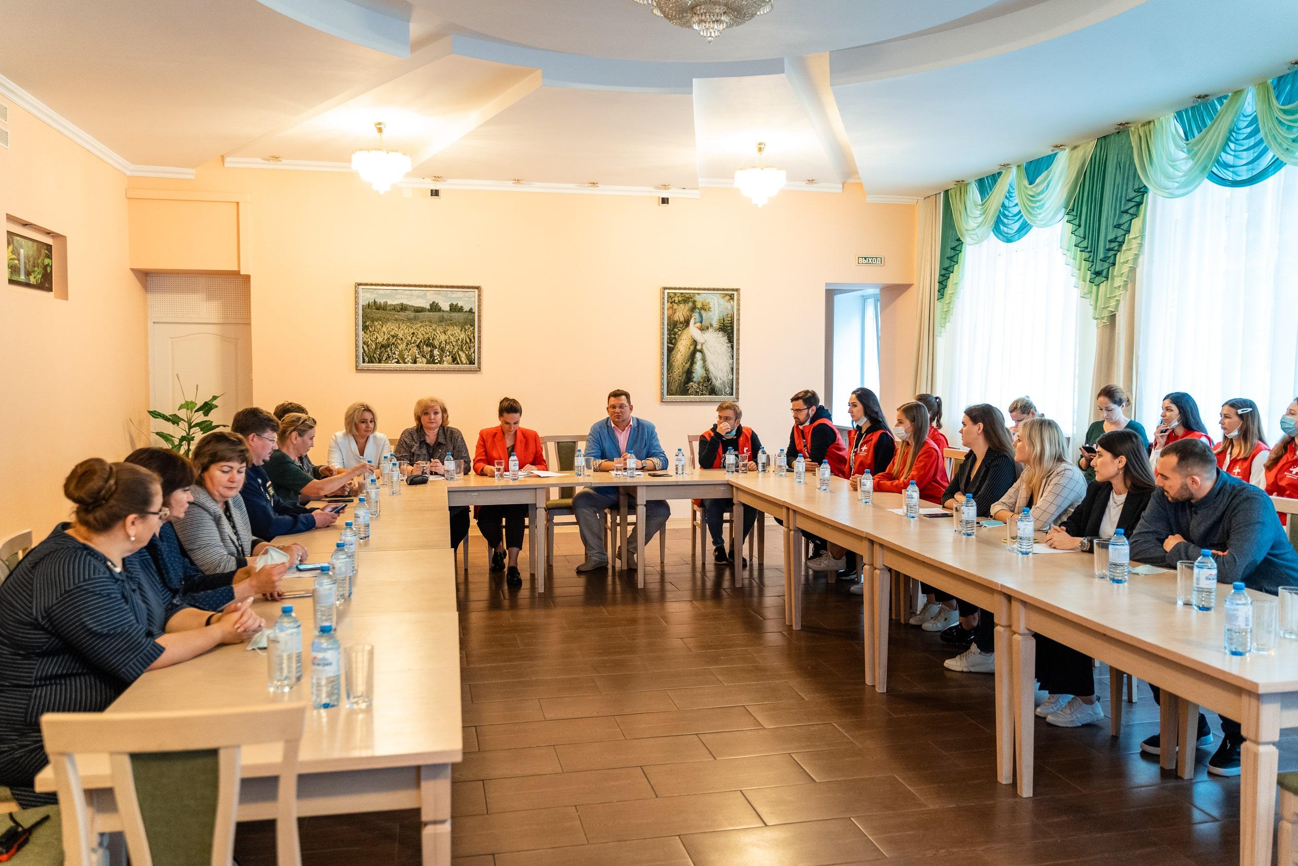 В полку прибыло: волонтеры-медики поддержат проекты Юлии Сарановой