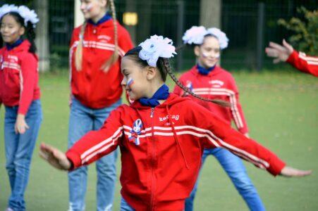Спорт, дети, свежий воздух: в Твери открыли новую спортивную площадку