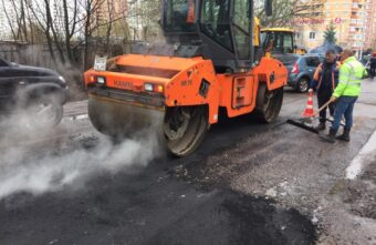 В Тверской области ремонтируют дороги по просьбам жителей
