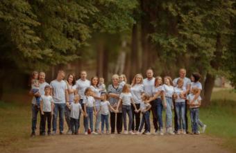 Стало известно, насколько вырастет число многодетных семей в Тверской области