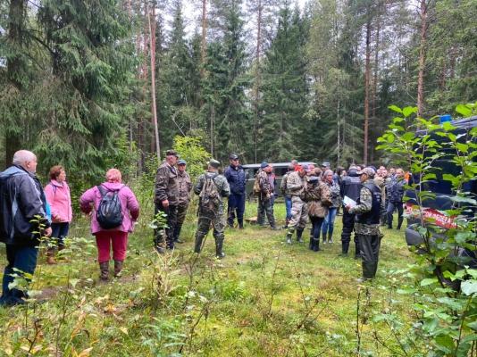 В Тверской области продолжают искать подростка, пропавшего почти год назад