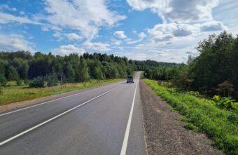 Больше 760 километров дорог, ведущих к туристическим объектам, отремонтировали в Тверской области