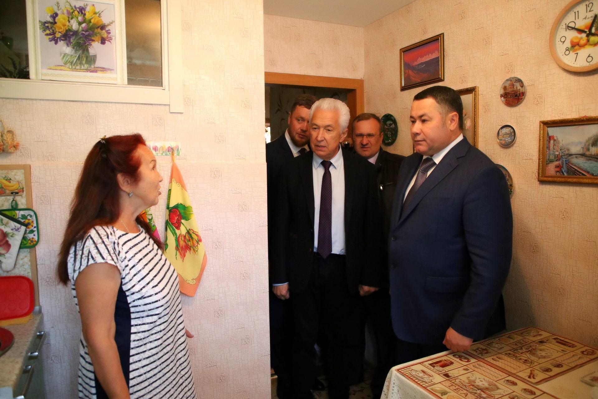 Полную реконструкцию водозаборных сооружений в Ржеве планируют завершить в 2022 году