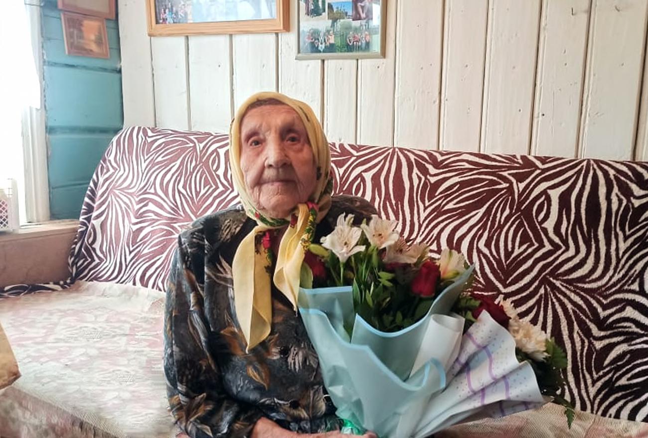 100-летний юбилей отмечает ветеран войны и труда из Тверской области