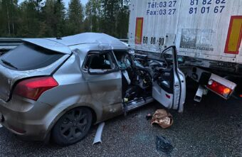 В ДТП в Тверской области пострадали двое подростков и трое взрослых