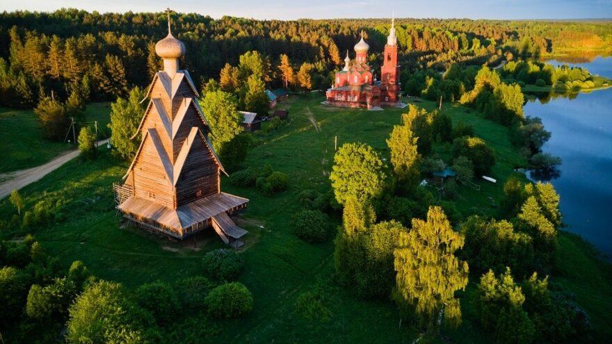 Число запросов на отдых в Тверской области увеличилось в два раза