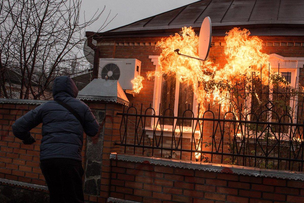 В Тверской области будут судить московского поджигателя