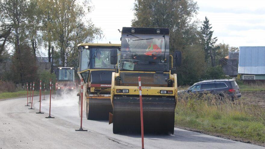 В Тверской области отремонтируют 65 километров дороги 2 класса