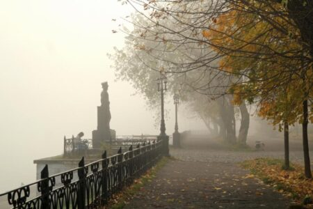 Тверская область погрузится в густой туман