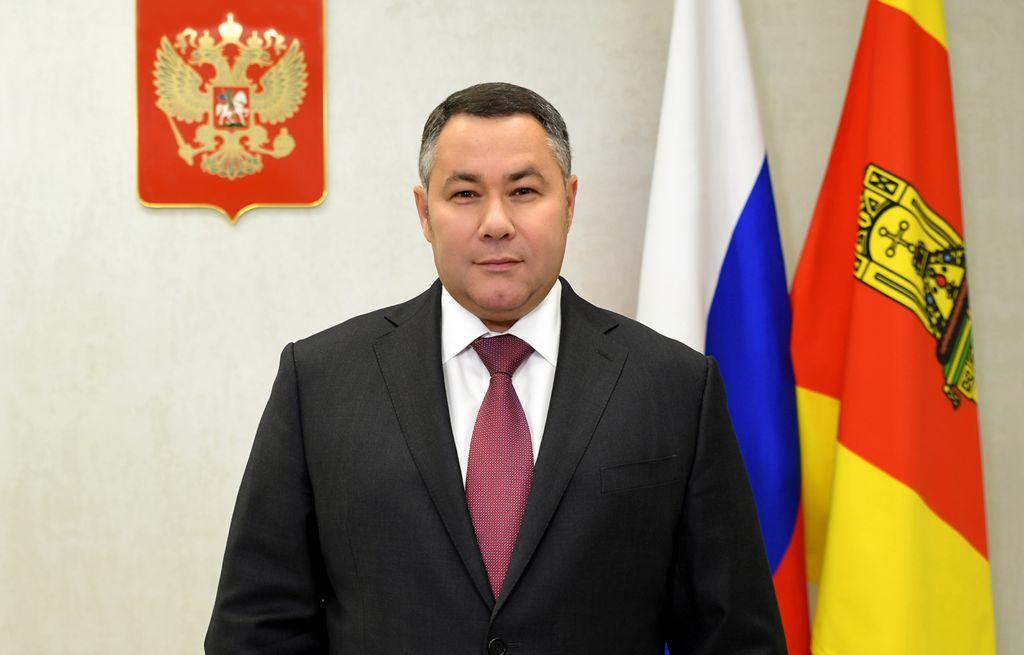Губернатор Игорь Руденя пожелал школьникам и студентам успехов в учебе