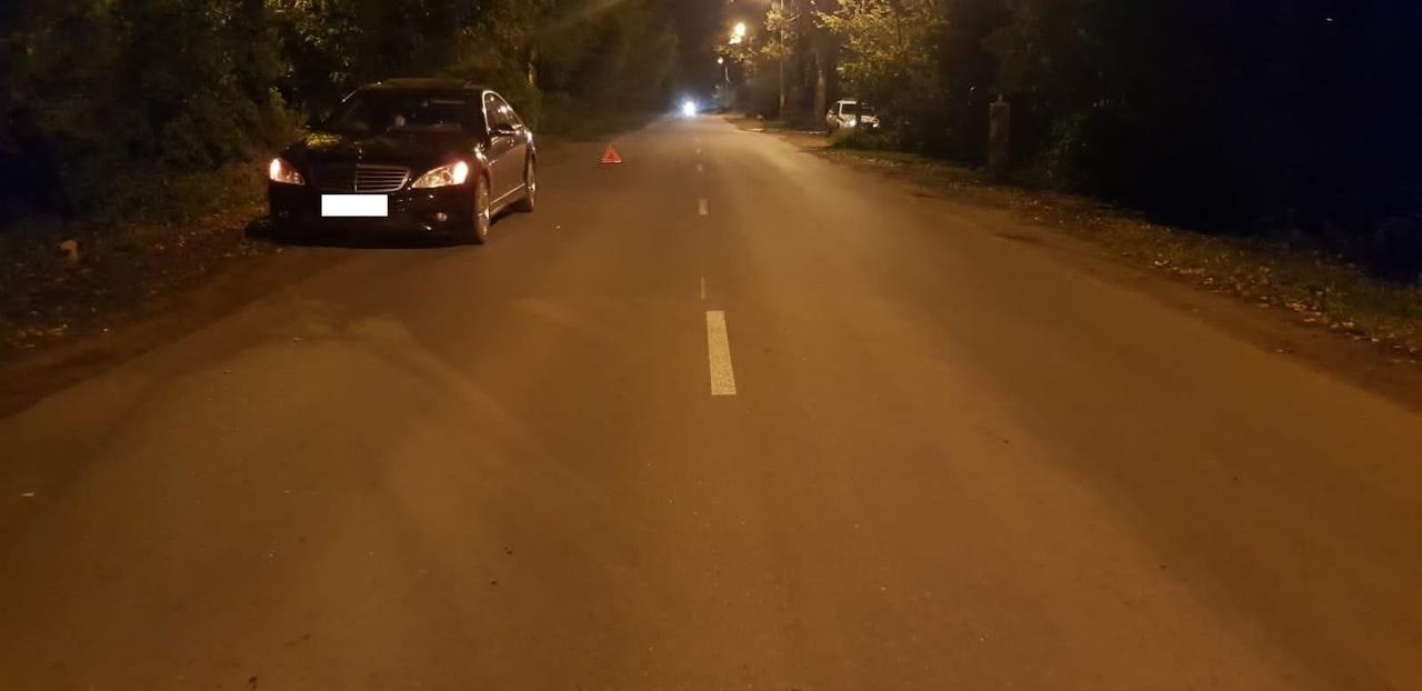 8-летний ребенок попал под колеса иномарки в Тверской области