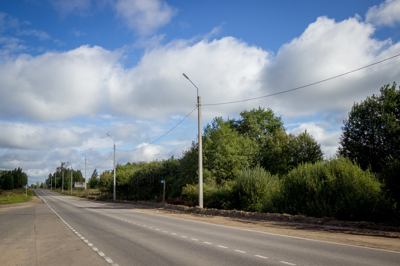 В городе Тверской области целая улица стала светлее