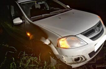 Появились фото аварии в Тверской области, где погиб молодой велосипедист