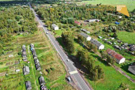 В Тверской области полностью отремонтировали дорогу Тверь – Рождествено – 1-е Мая – Ильинское