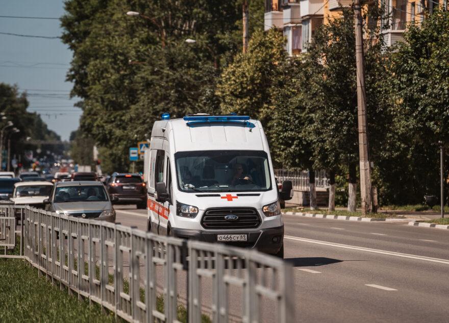 Пешеход, которого пьяный водитель сбил в Твери, скончался в больнице