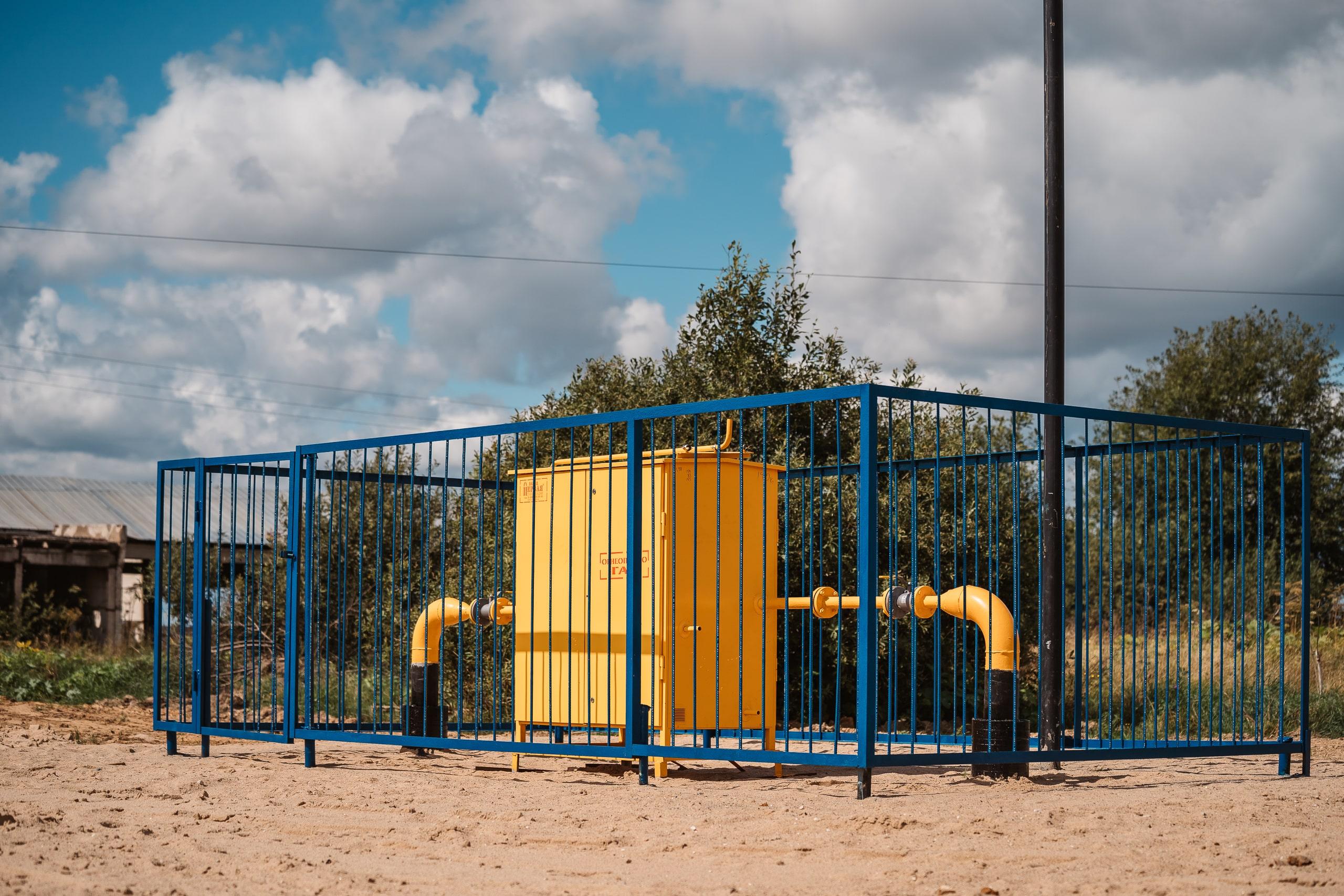 В двух пилотных муниципалитетах Тверской области полностью газифицируют все населённые пункты