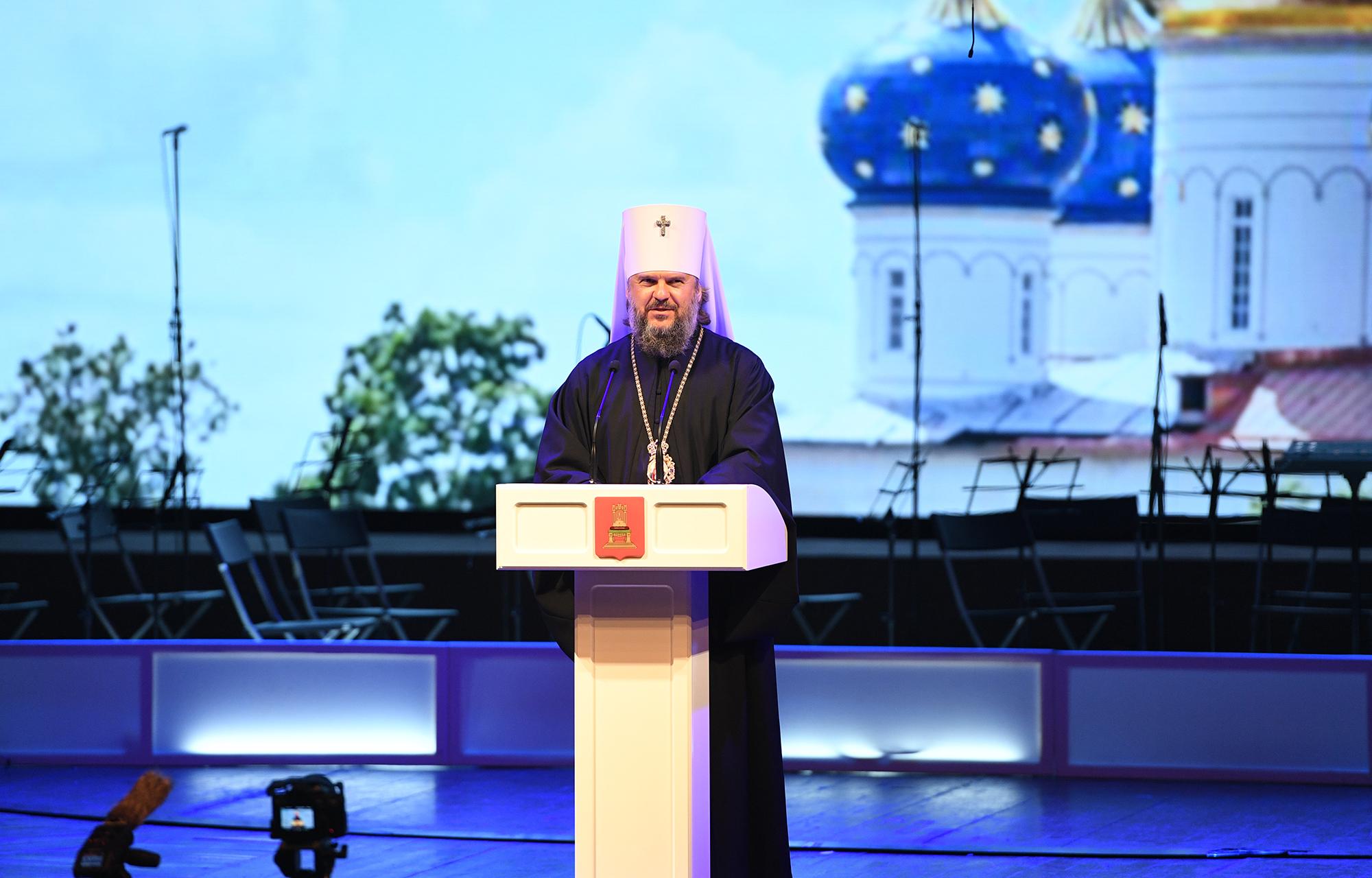 В Тверской области отмечают 750-летие образования Тверской епархии