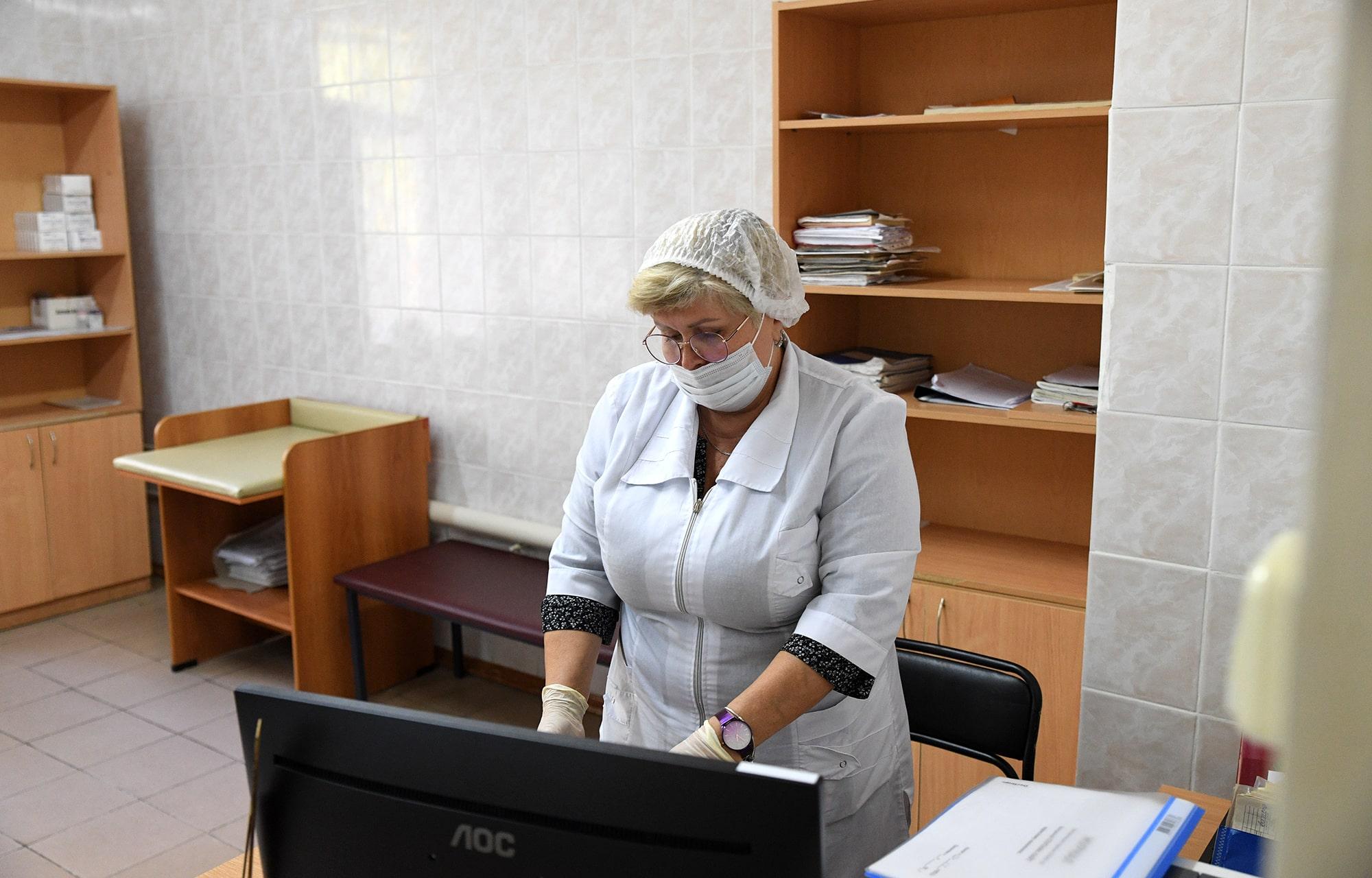 Игорь Руденя ознакомился с работой городской больницы в ЗАТО Озерный