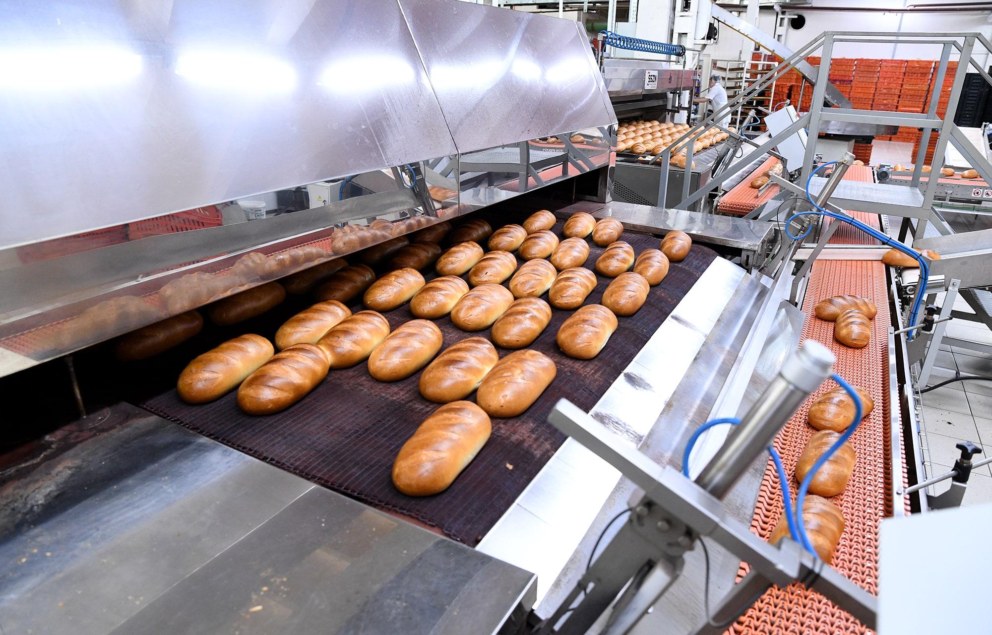 Игорь Руденя в городе Конаково осмотрел производственную площадку ОАО «Волжский пекарь»