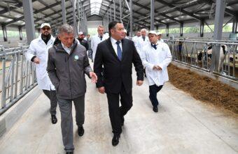 Молочный завод в Тверской области готовится к масштабной реконструкции
