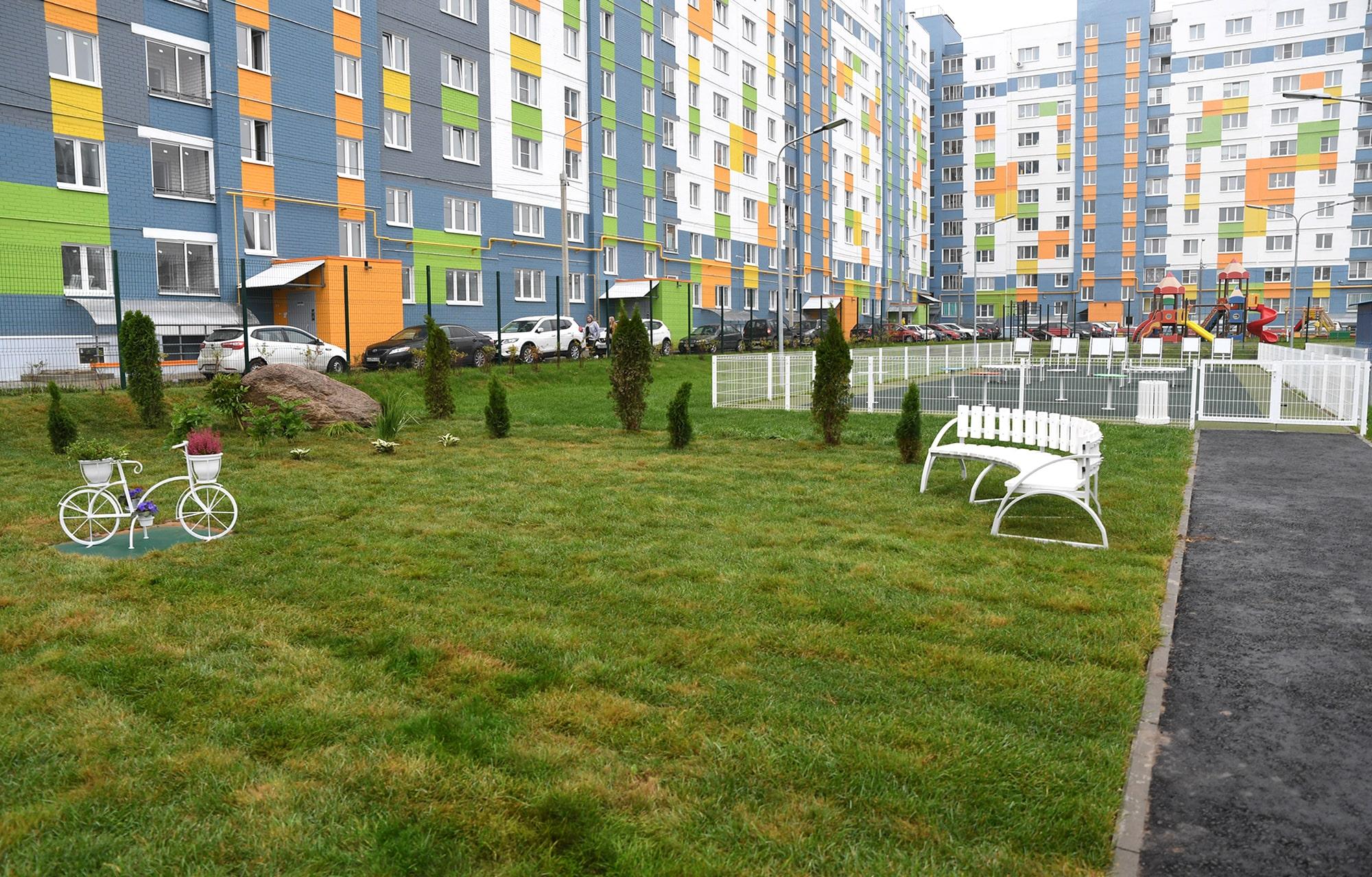 В Тверской области 1 сентября открыли три новых детских сада