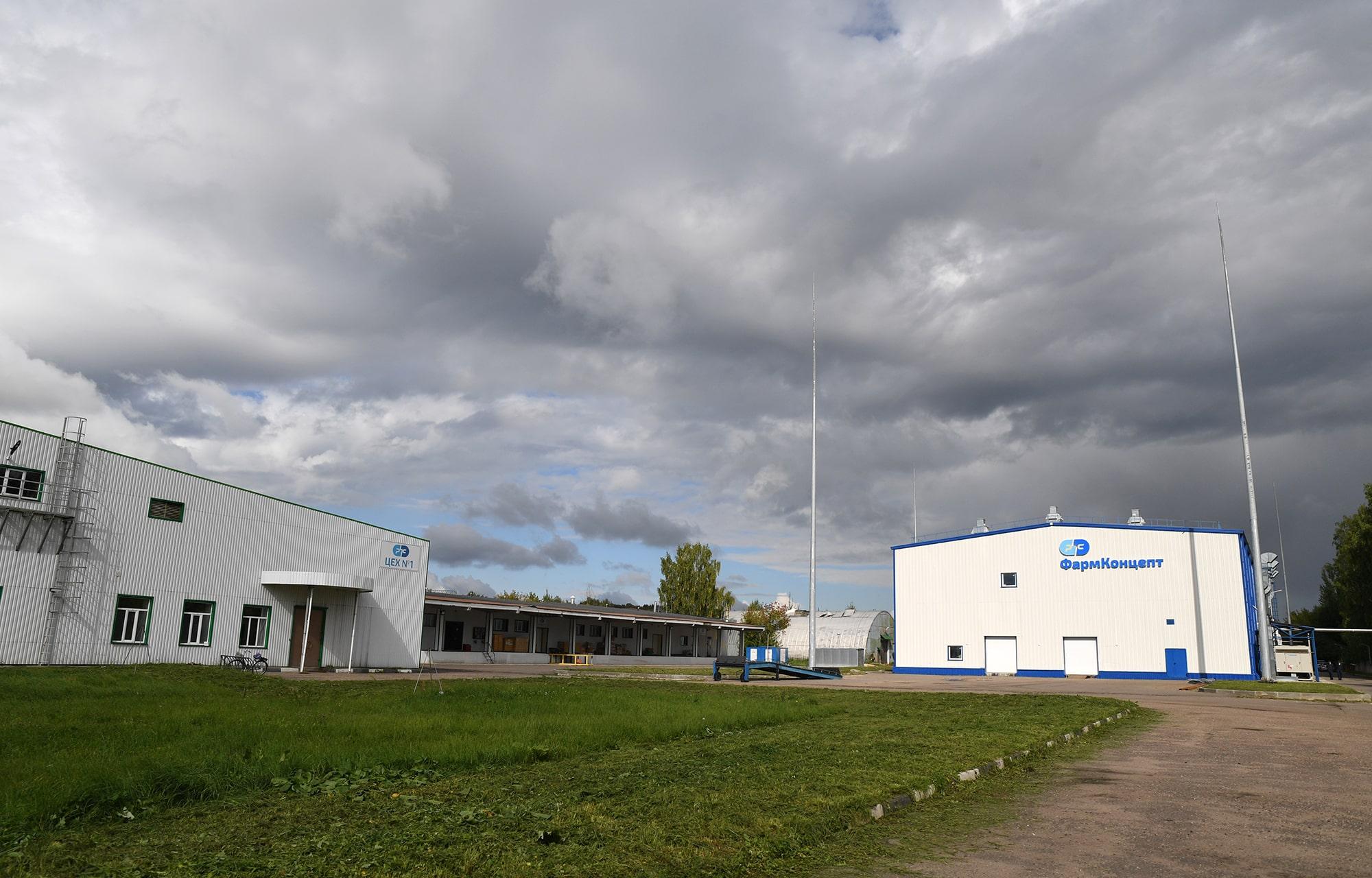Губернатор Игорь Руденя высоко оценил работу фармацевтического предприятия в Тверской области