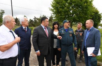 Андреапольцы, которые пострадали из-за урагана в Тверской области, получили квартиры