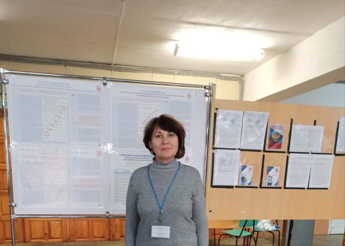 Первый день голосования в Тверской области прошел без нарушений