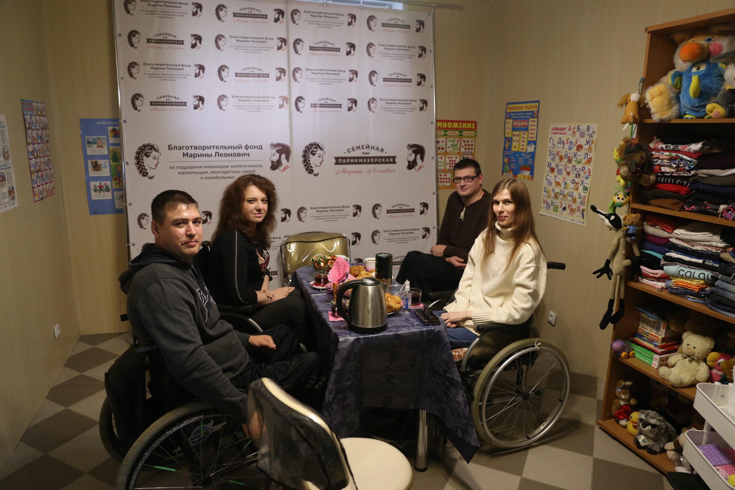 Владимир Васильев поблагодарил социального предпринимателя за помощь ветеранам и инвалидам