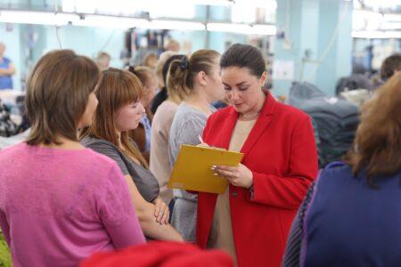 Юлия Саранова в Кимрах: конструктивный диалог с властью должен стать нормой