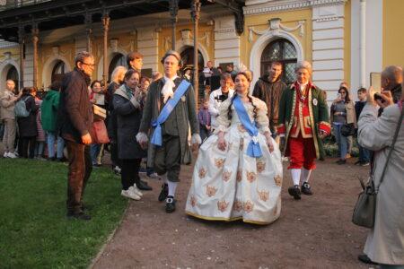 Главным событием «Культурной субботы» в Тверской области стали ожившие портреты