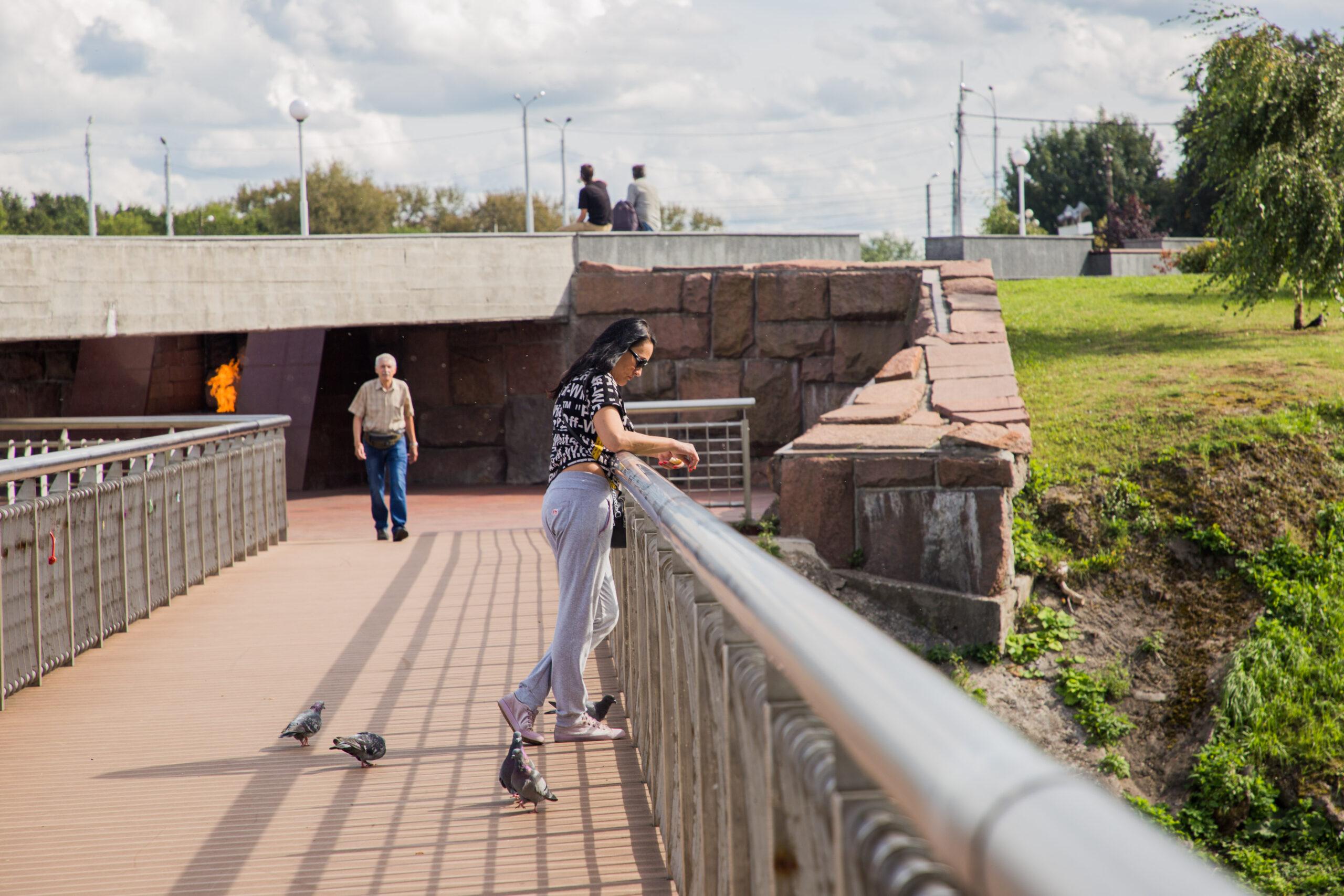 Лето не кончилось: в Тверскую область идёт потепление
