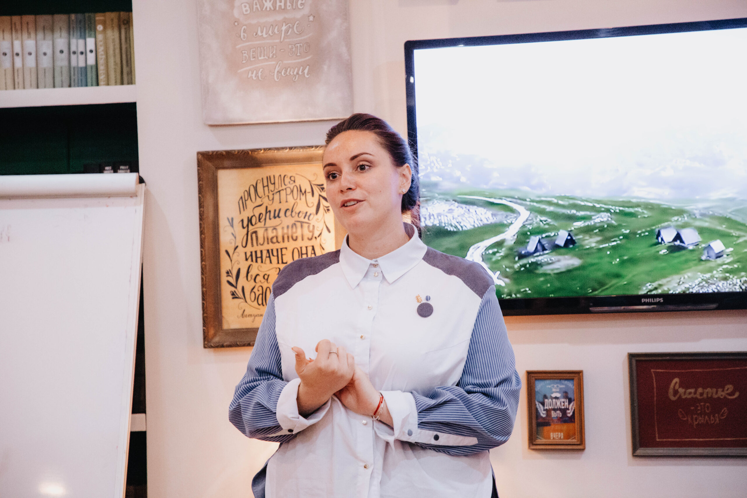 Студответ Юлии Сарановой: как главная общественница региона поддержала свою альма-матер