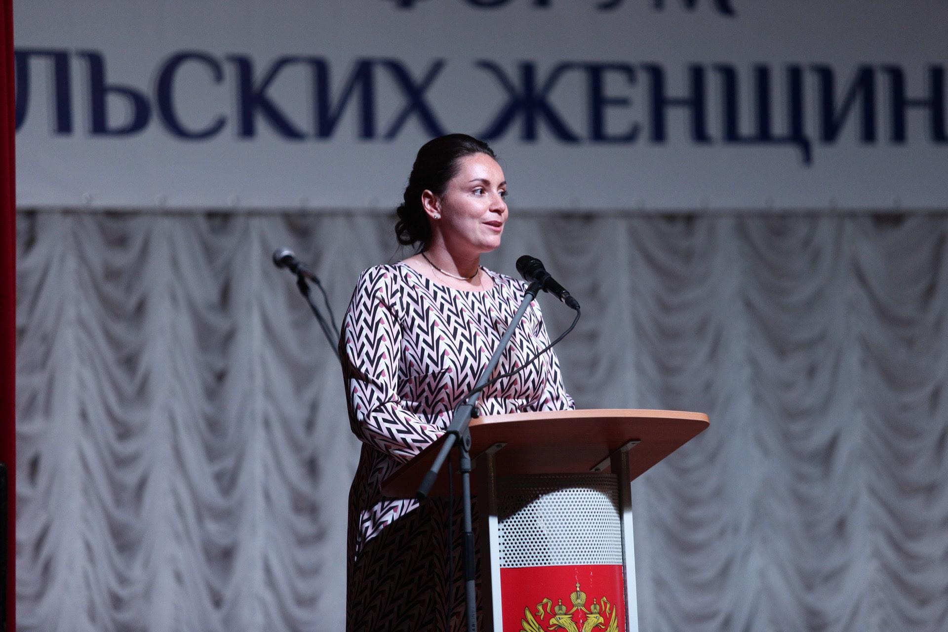 В Бежецке состоялся Форум сельских женщин-2021