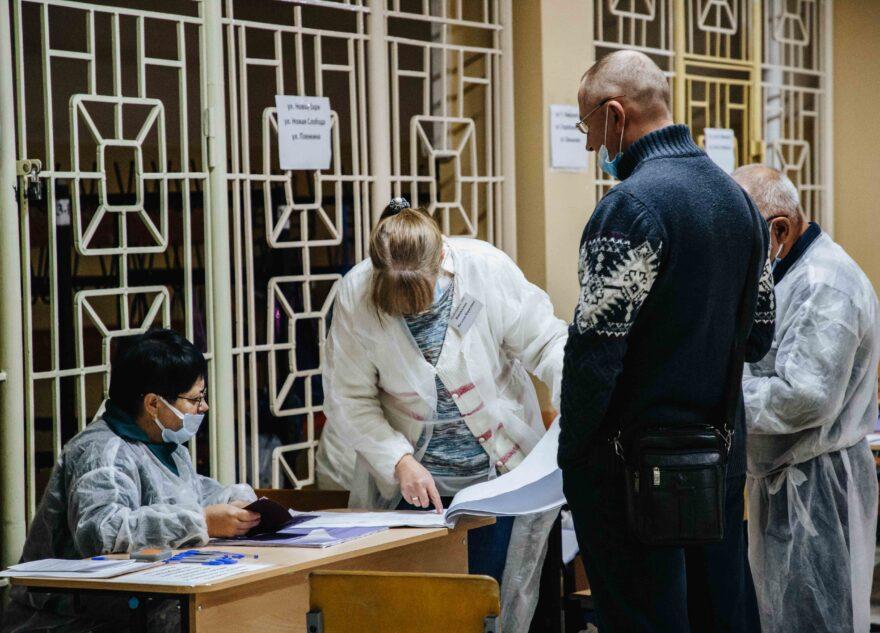Предварительные результаты выборов в Тверской области будут известны сегодня ночью
