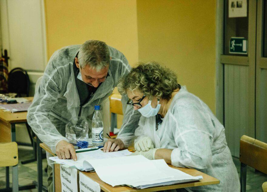 В Тверской области объявили окончательную явку на выборах разных уровней