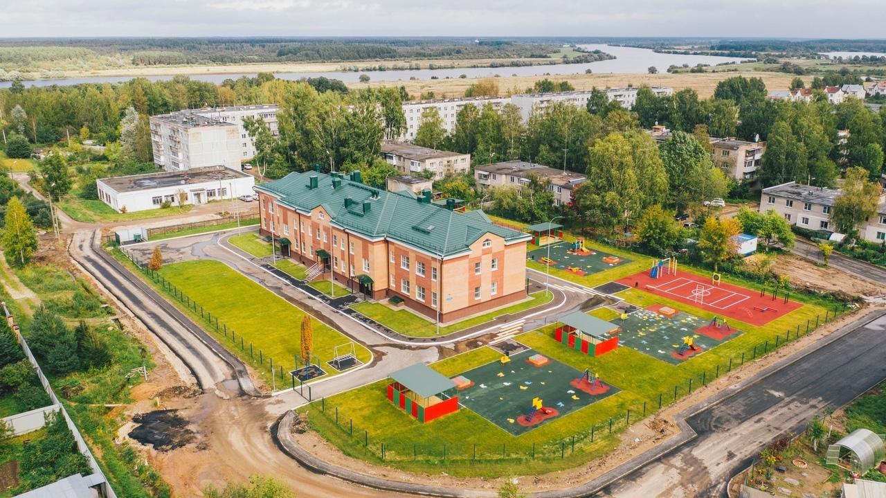 Самые красивые объекты Тверской области, построенные за последнее время