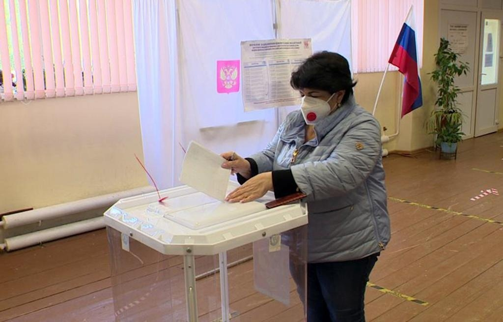 Каринэ Конюхова: голосую за тех людей, которых знаю, вижу их реальные дела и результаты работы