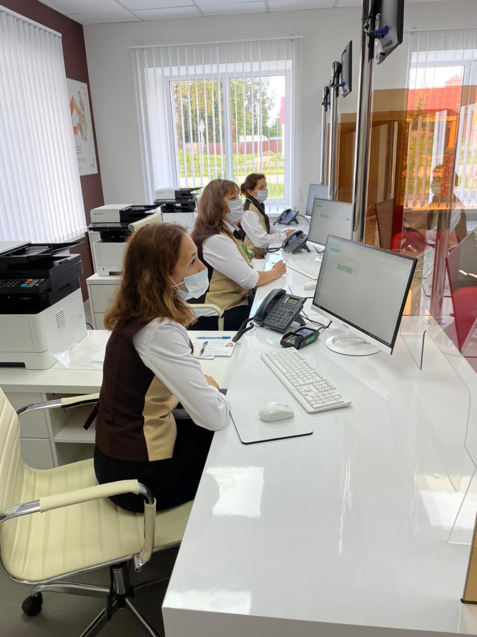В посёлке Фирово Тверской области открылся филиал МФЦ