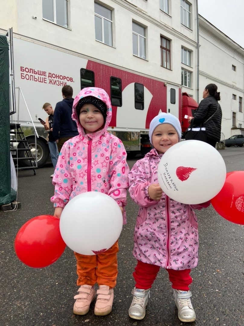 Мы вместе: жители Торжка поддержали донорскую акцию