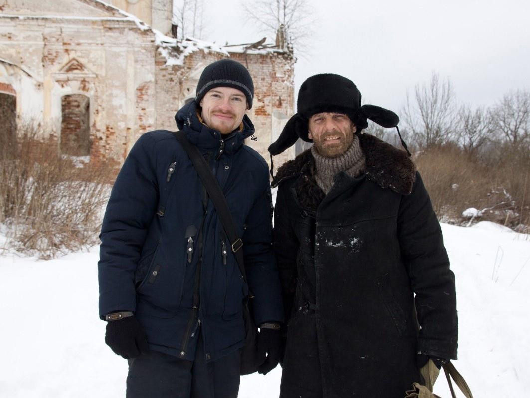 Русские горки: на федеральном канале покажут телесериал, снятый в Тверской области