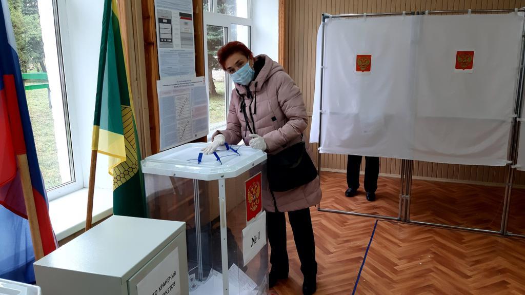 В Тверской области стартовал второй день голосования