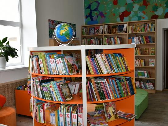 В Тверской области появилась новая модельная библиотека
