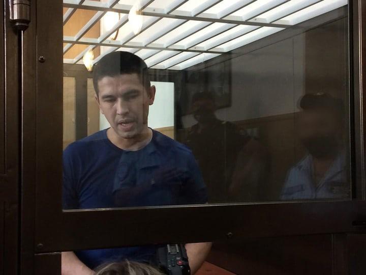 Оправданный за тройное убийство под Тверью Александр Зобенков записал видеообращение к односельчанам