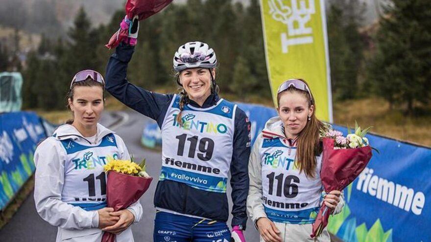 Тверитянка Наталья Непряева стала второй на Чемпионате мира по лыжероллерам