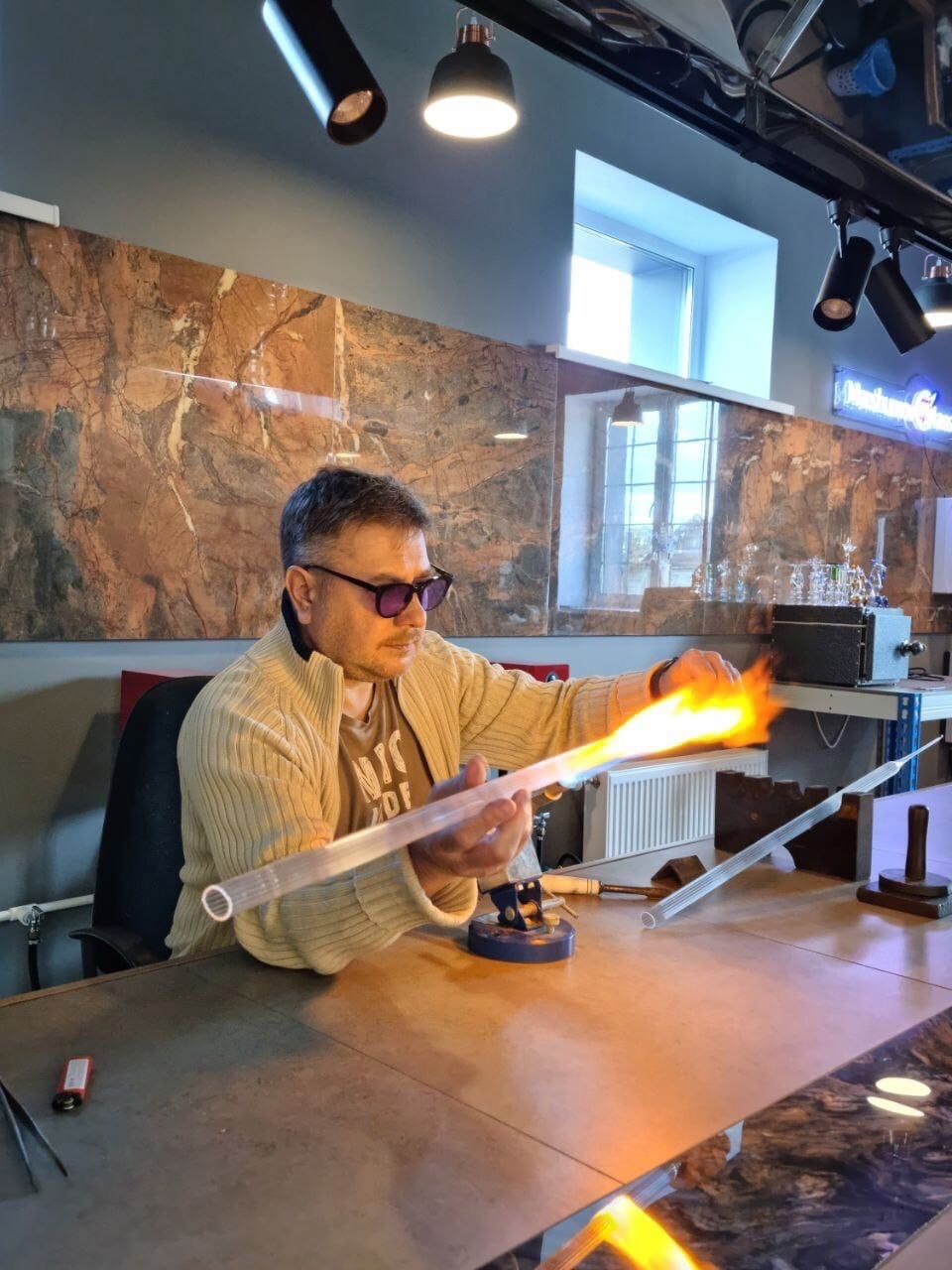 Под Тверью откроется современный музей художественного стекла